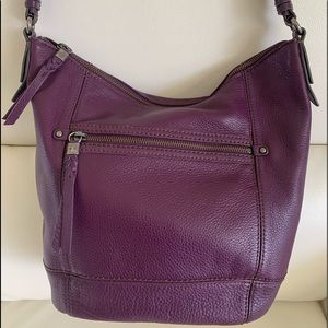 The Sak Hobo Bag In Purple